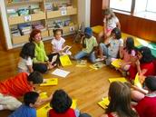 Armonía. Cuando el alumno se siente bien en su lugar de estudio, su rendimiento es mayor.