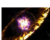 Another Exploding  Supernova