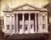 Destroyed national bank