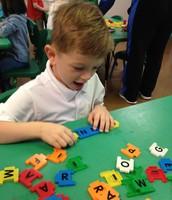 Letter puzzles (Enrichment)
