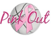 Pink Out for the HS Basketball Games
