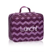 Cool Case Thermal - Plum Chevron