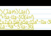 Binomial by Trinomial