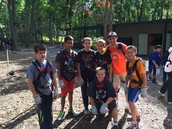 7th Grade Adventure Park Trip