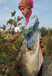 Child Labor used for your clothing