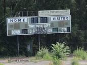 bad football scoreboard