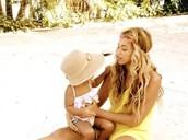beyonce & haar kind