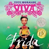 Viva Frida by Yuyi Morales