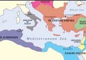 Byzantium was renamed Constantinople