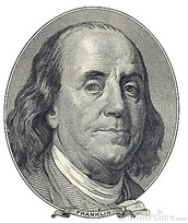 Benjamin Franklin's life.