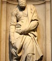 Michelangelo's St. Peter