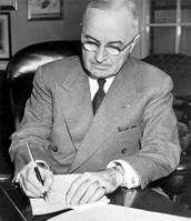 IMAGE OF PRESIDENT TRUMAN