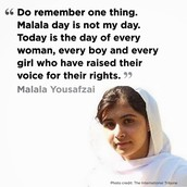Malala dag