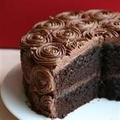 Pastel de Chocolate (Chocolate Cake)