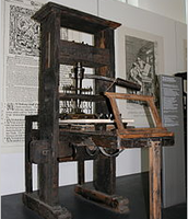 The Original Printing Press