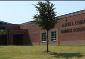 This is cobble, the middle school leading to Timber View