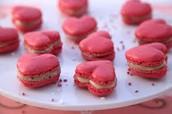 Valentine Macaroons