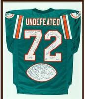 '72 Dolphins Replica Jersey