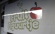Fruit Figuurtje als bedrijf.