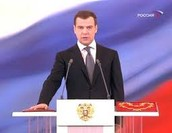 Dmitry Medvedev elected as Russian President: March 2, 2008