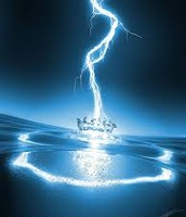 Lightning and Water