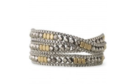 Luna Wrap Bracelet, $89
