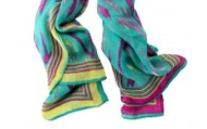 Palm Springs Scarves (comes in 4 different patterns), $59