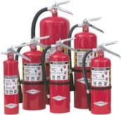 Fire Fighting Equipment, Smoke detectors
