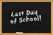 Last Day is May 19th