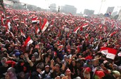 History of protest in Egypt