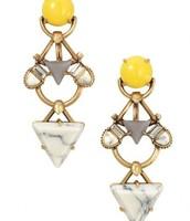 Pavilion 3-way earrings