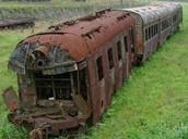 Rust on trains: