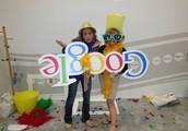 Stephanie Brucks &     Tina Ham... Your librarians!