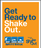 SAFETY TIP - UTAH Shake-Out Drill
