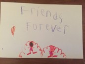 Extra Friends Forever Sign :)