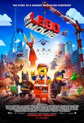 The Lego movie coming out on theater today!!!