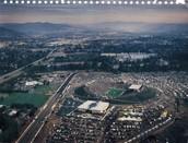 Autzen Stadium 1990's