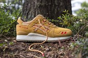 "Asics Gel Lyte III ""Honey Mustard"" and ""Glow In The Dark"""