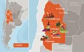 Información acerca de la región:
