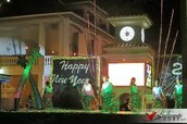 New Years in Belize