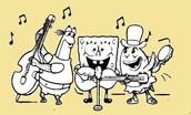 Laboratori  di Canto - Chitarra - Mandolino - Organo - Percussioni
