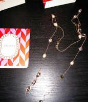 Rose Gold Anabelle Necklace