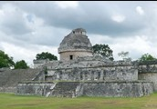 Another example of a Mayan building.