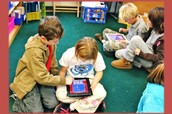 Can a student use a device at any time?