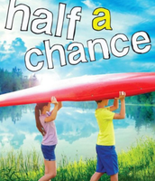 Half a Chance, Cynthia Lord ($12.00)