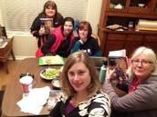 Deep Creek - Damascus Teacher Book Group