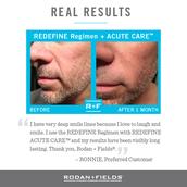 Redefine Regimen + Acute Care