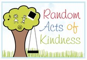 Random Acts of Kindness Day February 17th, 2014