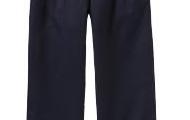 Azul Marino Pantalones