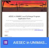 Local Exchange Program (LEP) recruitment.